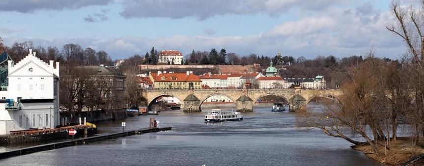 Praga czarująca